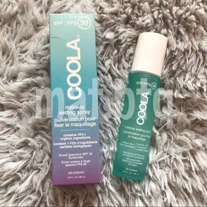 Coola Makeup Setting Sunscreen Spray SPF 30